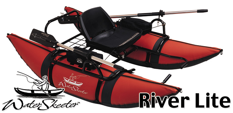 Water Skeeter Pontoon Boats Now In Stock